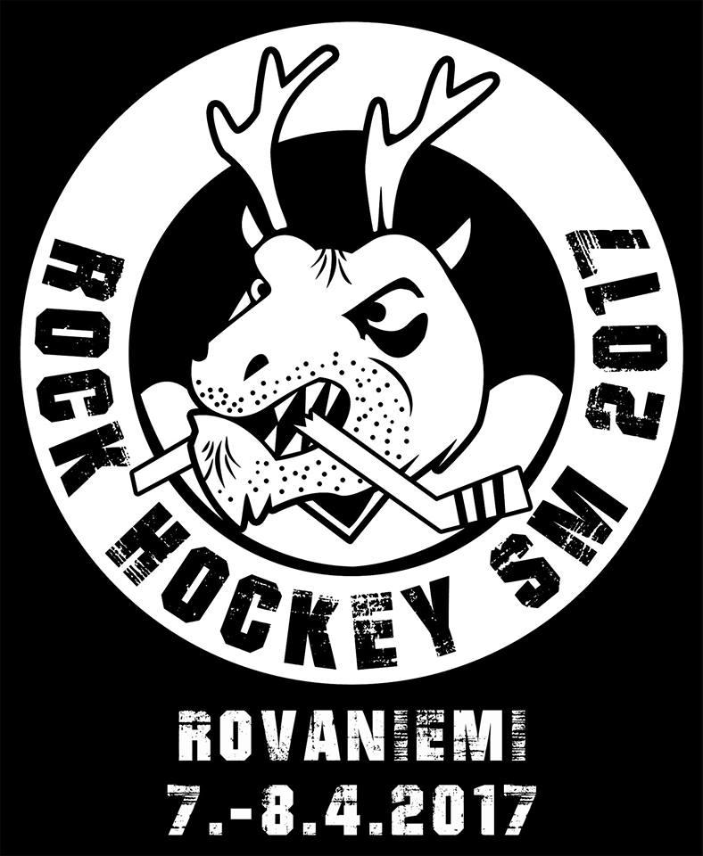 Rock Hockey SM 2017 - Rovaniemi